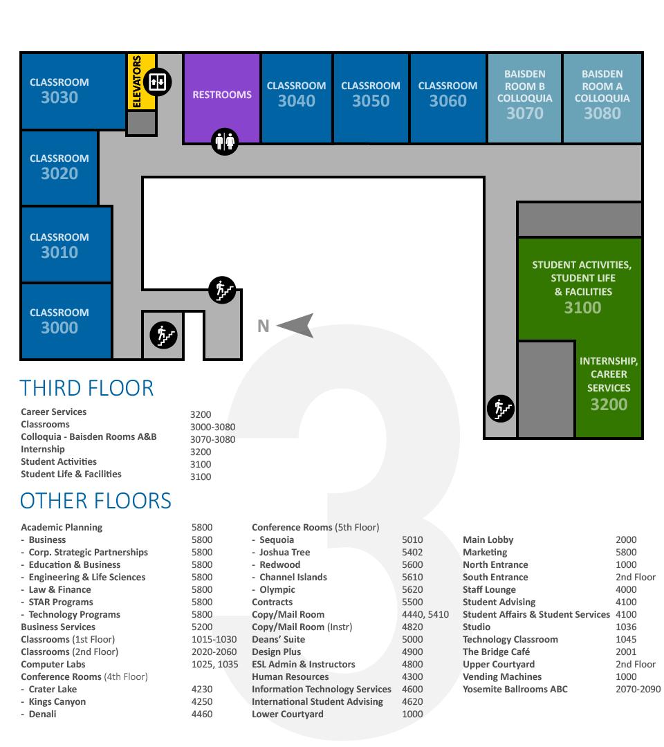 Dce Floor Plans